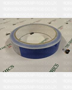 10m of 10mm Mid Blue tape