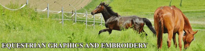 Horse box graphics